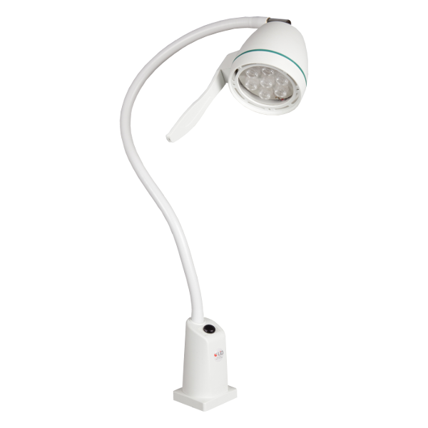 LED lamp hepta with contactless switch