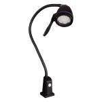 lampe LED hepta modèle noir