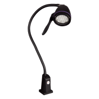 LED lamp hepta black model